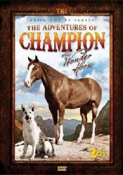Adventures Of Champion (DVD)