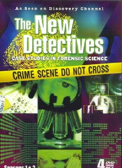 The New Detectives Seasons 1 & 2 (DVD)