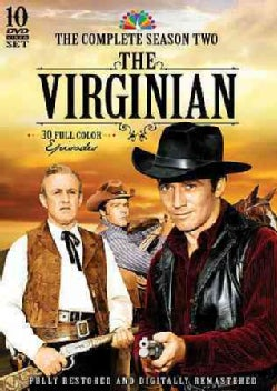 The Virginian: The Complete Second Season (DVD)