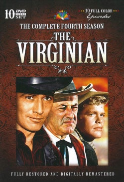 The Virginian: The Complete Fourth Season (DVD)