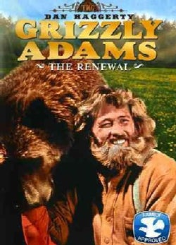 The Life and Times of Grizzly Adams: The Renewal (DVD)