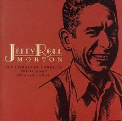Jelly Roll Morton - The Library of Congress Recordings