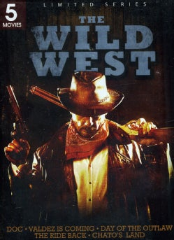 Wild West 5 Movie Gift Box (DVD)