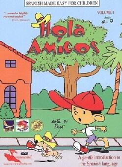Hola Amigos Vol 1 (DVD)