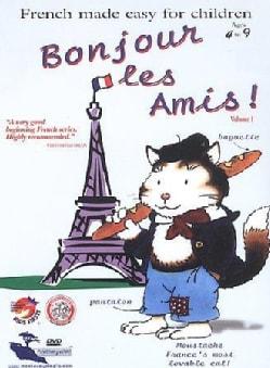 Bonjour Les Amis Vol 1 (DVD)