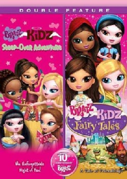 Bratz: Kids Sleep Over/Bratz: Kidz Fairy Tales (DVD)