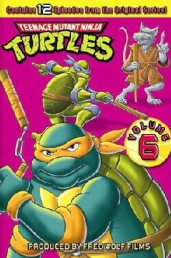 Teenage Mutant Ninja Turtles Vol 6 (DVD)