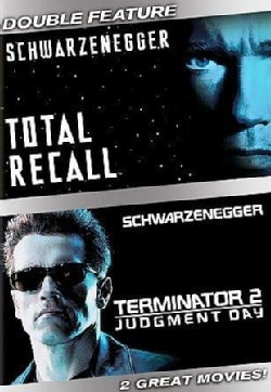 Terminator 2: Judgment Day/Total Recall (DVD)