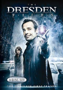 Dresden Files Season 1 (DVD)