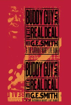Live! - The Real Deal (DVD)