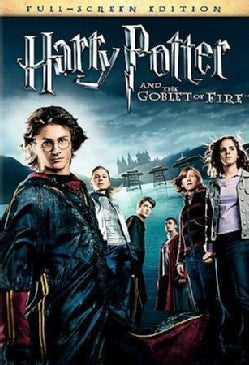 Harry Potter and The Goblet of Fire (DVD)