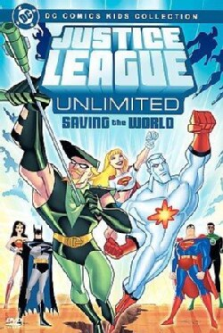 Justice League Unlimited: Saving the World Season 1 Vol 1 (DVD)