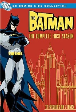 The Batman: The Complete First Season (DVD)