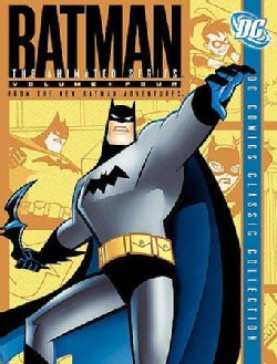 Batman: The Animated Series Vol 4 (DVD)