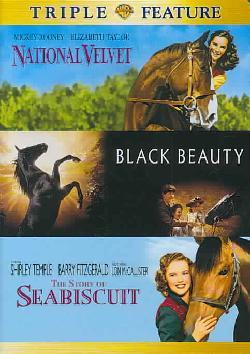 National Velvet/The Story of Seabiscuit/Black Beauty (DVD)