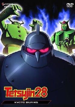 Tetsujin 28 Vol 4: Kyoto Burns (DVD)