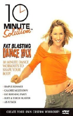 10 Minute Solution: Fat Blasting Dance Mix (DVD)