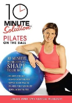 10 Minute Solution: Pilates On The Ball (DVD)