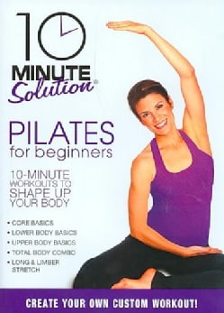 10 Minute Solution: Pilates for Beginners (DVD)