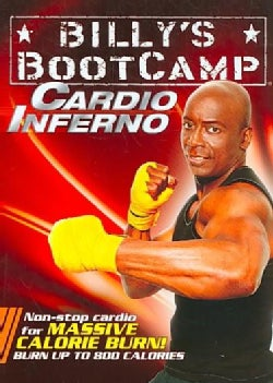 Billy Blanks: 10 Minute Boot Camp Cardio Inferno (DVD)