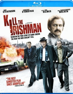 Kill The Irishman (Blu-ray Disc)