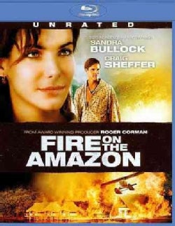 Fire On The Amazon (Blu-ray Disc)