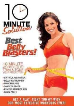 10 Minute Solution: Best Belly Blasters (DVD)