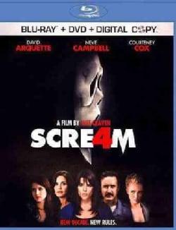 Scream 4 (Blu-ray/DVD)