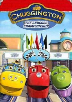Chuggington: The Chugger Championship (DVD)