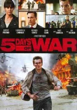 5 Days Of War (DVD)