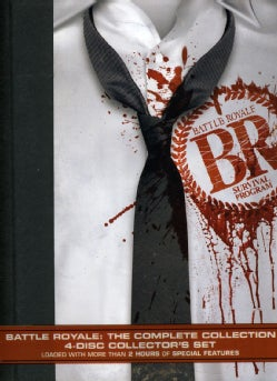 Battle Royale: The Complete Collection (DVD)