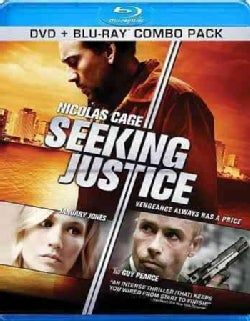 Seeking Justice (Blu-ray/DVD)