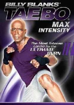 Billy Blanks: Tae Bo Max Intensity (DVD)