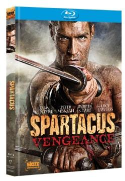 Spartacus: Vengeance (Blu-ray Disc)