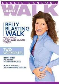 Leslie Sansone: Belly Blasting Walk (DVD)
