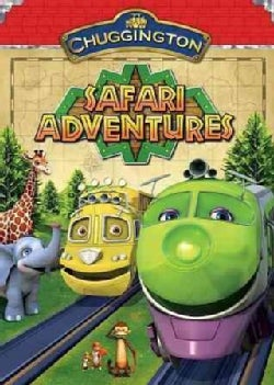 Chuggington: Safari Adventures (DVD)