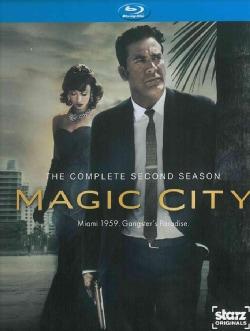 Magic City Season 2 (Blu-ray Disc)