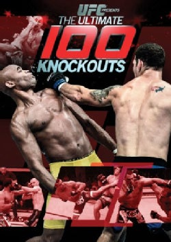 UFC Presents: Ultimate 100 Knockouts (DVD)