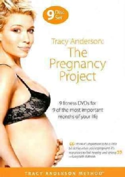 Tracy Anderson: The Pregnancy Project (DVD)