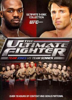 The Ultimate Fighter Season 17 (DVD)