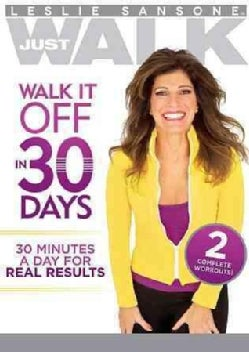 Leslie Sansone: Walk It Off In 30 Days (DVD)