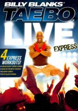 Billy Blanks: Express Live (DVD)
