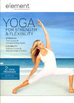 Element: Yoga For Strength & Flexibility (DVD)