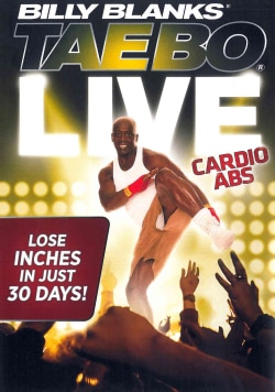 Billy Blanks: Cardio Abs LIVE (DVD)