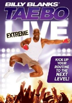 Billy Blanks: Extreme Live (DVD)