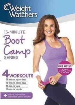 Weight Watchers: 15-Minute Boot Camp Series (DVD)