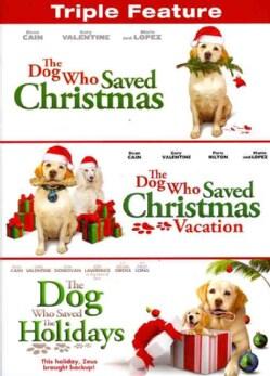 The Dog Who Saved Christmas/The Dog Who Saved Christmas Vacation/The Dog Who Saved The Holidays (DVD)