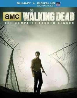 The Walking Dead: Season 4 (Blu-ray Disc)