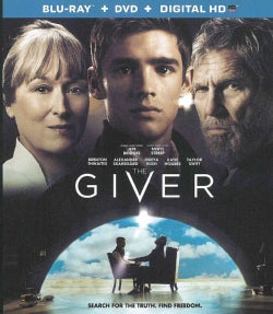 The Giver (Blu-ray/DVD)