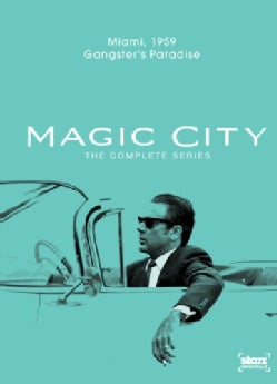 Magic City Season 1 & 2 (DVD)